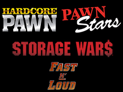 Pawn Shows
